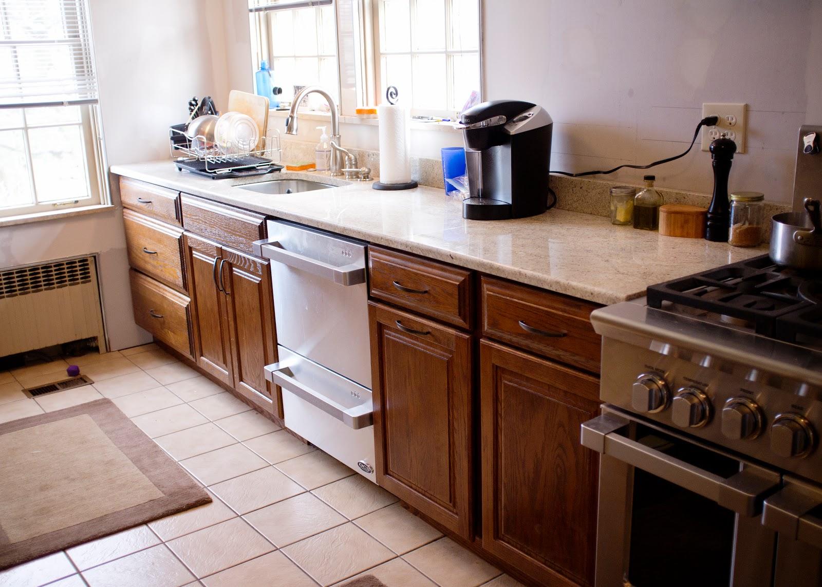 Week Kitchen Remodel