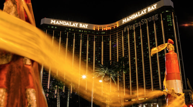 Mandalay Bay staff interacted with Las Vegas shooter more than 10 times in days before Oct. 1