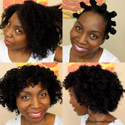 HOW TO DO BANTU KNOTS OUT ON NATURAL HAIR (TWO STRANDS TWISTS)
