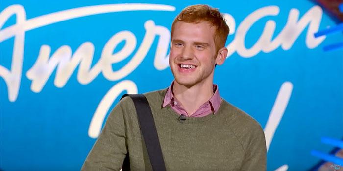 Ben Aquila's blog: Gay singer stuns American Idol judges