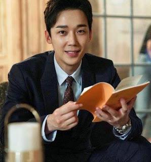 Biodata Profil Yoon Jong Hoon Lengkap