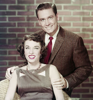 Picture of Dorothy Jo Gideon with her husband Bob Barker