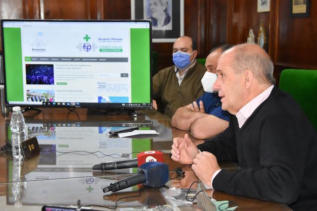 Nuevos sistema de turnos para el Hospital Municipal Juan Carlos Aramburu