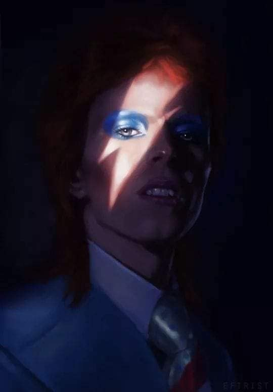 Material inédito de David Bowie é lançado em um box especial do cantor