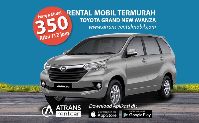 Rental Mobil Avanza termurah di Jakarta