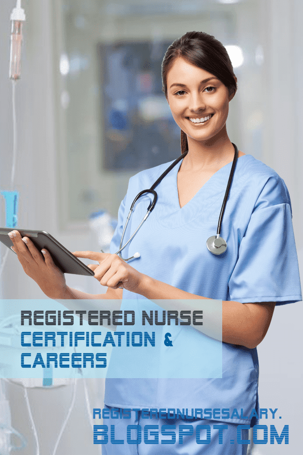 registered nurse certification and careers