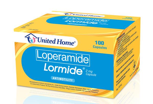 Lormide (Loperamide)