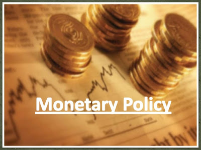 Monetary Policy of Reserve Bank Of India