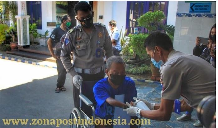 Peringati Hari Bhayangkara, Polres Jember Beri Layanan Khusus SIM Berhadiah Untuk Difable