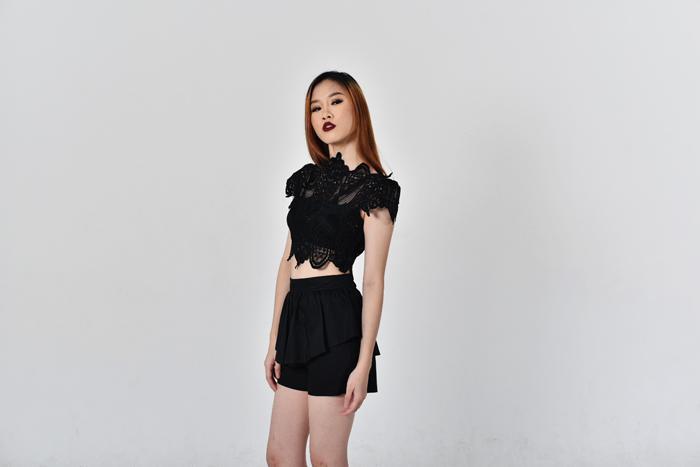 Brunei Blogger May Cho for XOIA Brunei