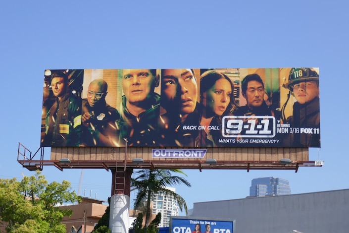 911 season 3 part 2 billboard