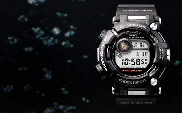 Casio G-Shock The Frogman
