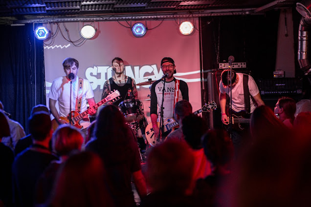 Stringy so ukrajinski punk rock band. Foto: Fb arhiv Stringy
