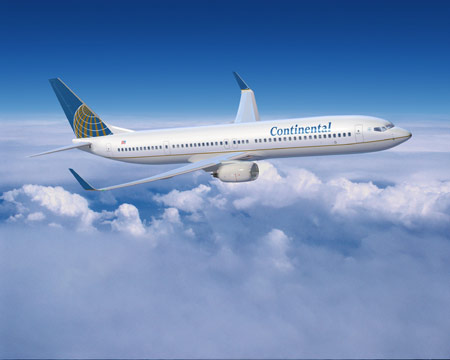 The Path to Palau: Continental Airlines Introduces ...