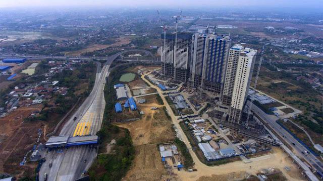 KPK: Proyek Meikarta Tetap Dilanjutkan
