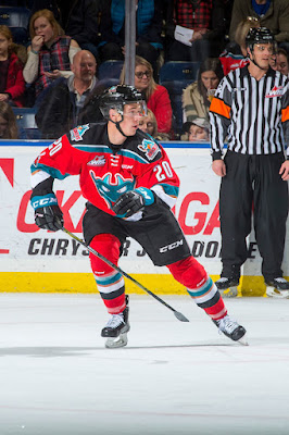 "WHL"" Rockets Flat In BC Division Battle"