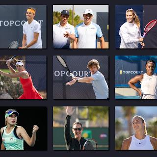 TopCourt Tennis