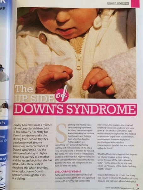Essay on down syndrome
