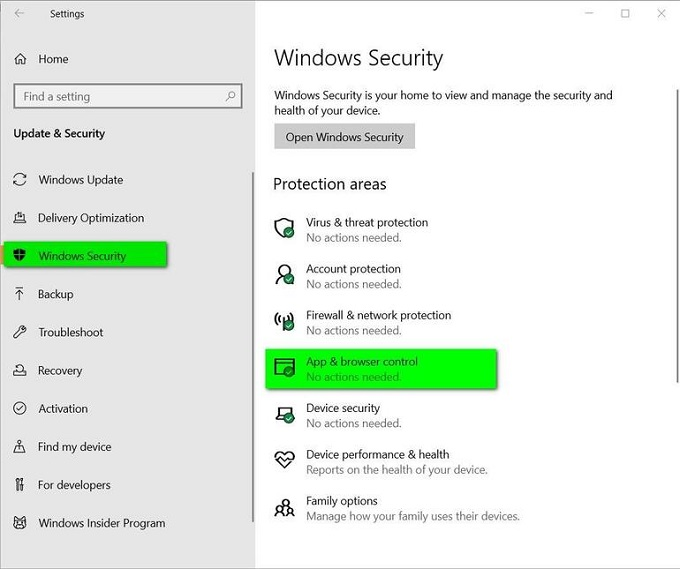 كيفية تفعيل وضع الحماية الجديد في ويندوز 10 Microsoft Defender Application Guard