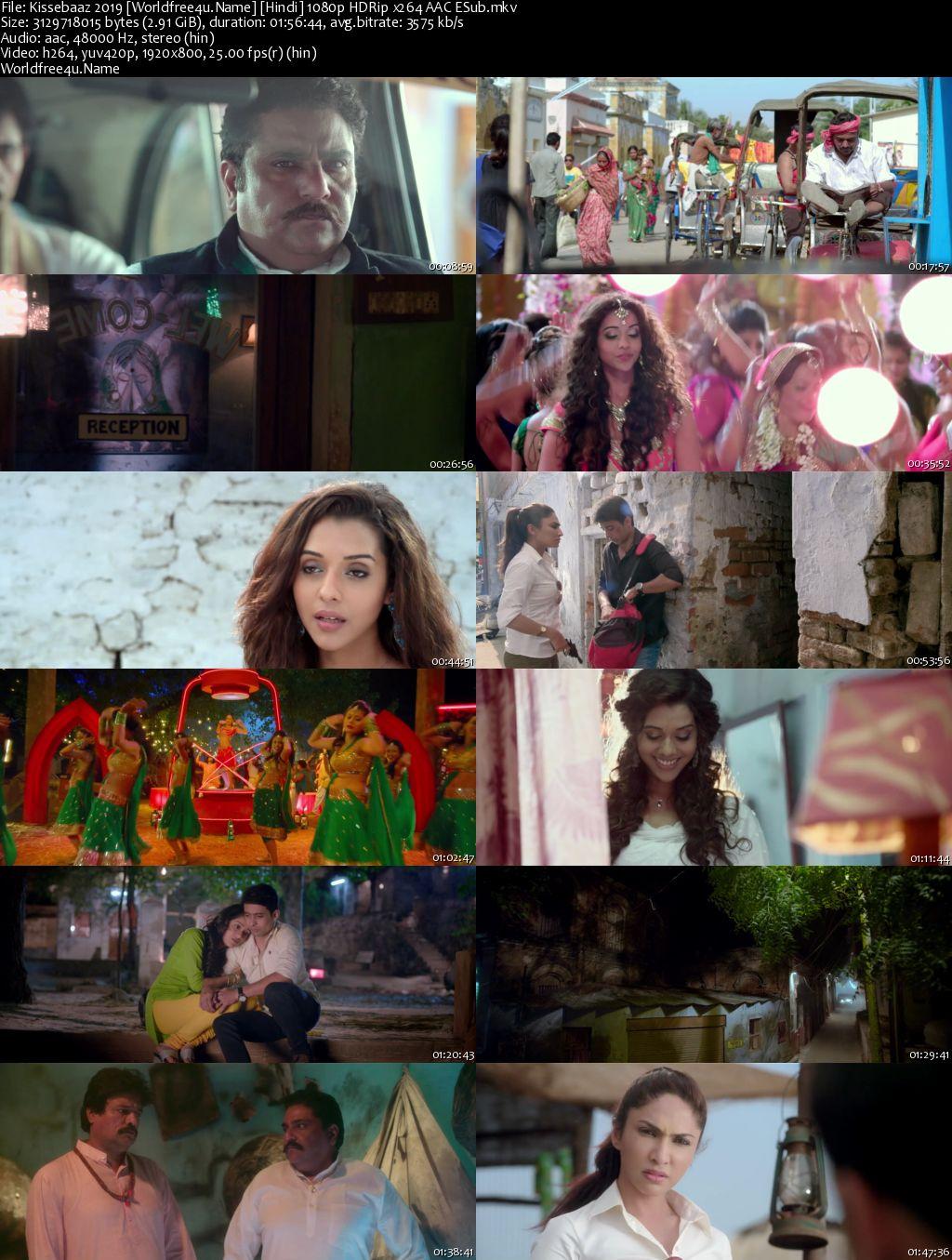 Kissebaaz 2019 Hindi HDRip 1080p