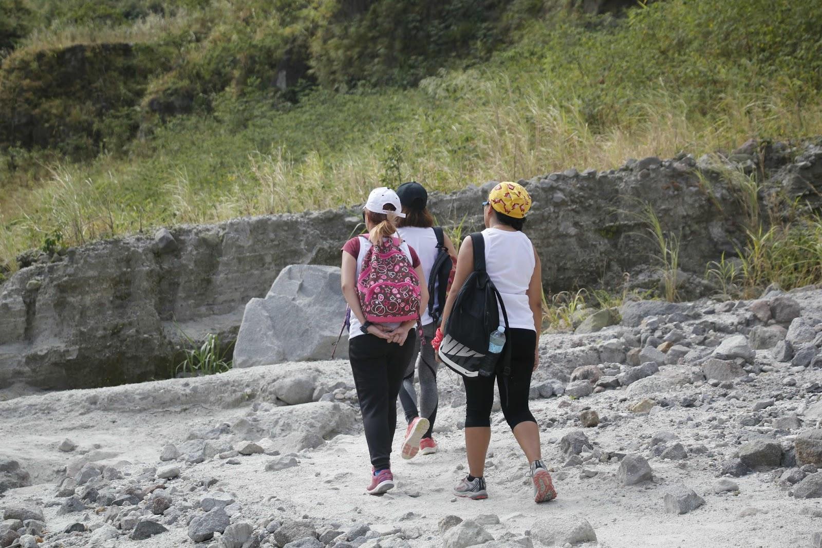 Mt. Pinatubo Trek Photos -Dermplus 2016 © themermaidinstilettos.com