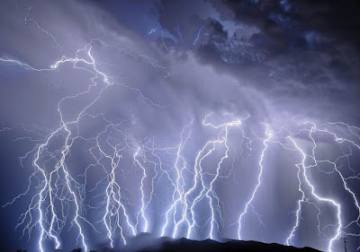 Lightning, Heavy Rains Hit Pakistan Desert, Killing At Least 27