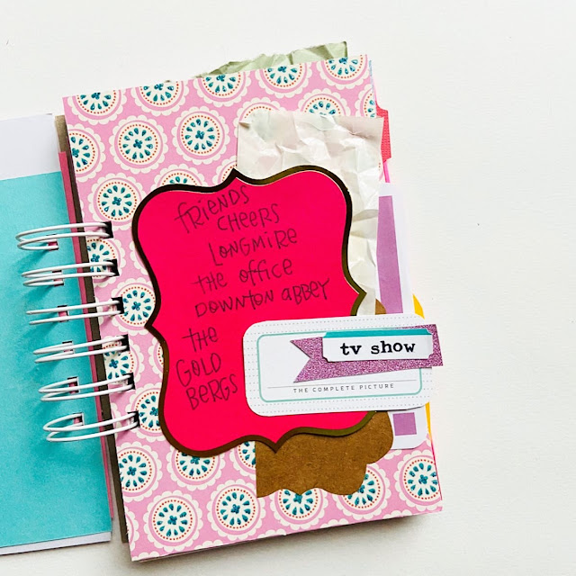 #junk journal #favorite #my favorite things #journaling #mini book #listing #journal prompts