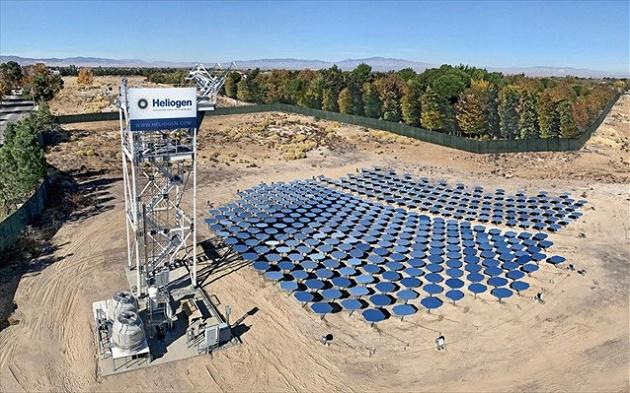 Heliogen: «Άλμα» στην ηλιακή ενέργεια από startup που υποστηρίζει ο Μπιλ Γκέιτς