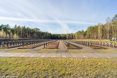 Cmentarz - miejsce pamięci w Palmirach