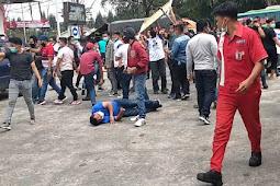 Kubu AHY dan KLB Demokrat Bentrok di Deliserdang