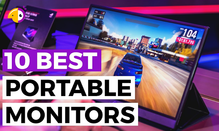 Portable Monitor for Macbook & Laptop You Can Buy