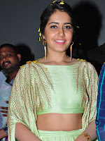 Rashi Khanna at Supreme platinum disk event-cover-photo