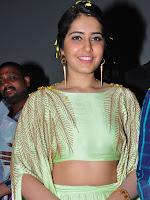 Rashi Khanna at Supreme platinum disk event-cover-photo