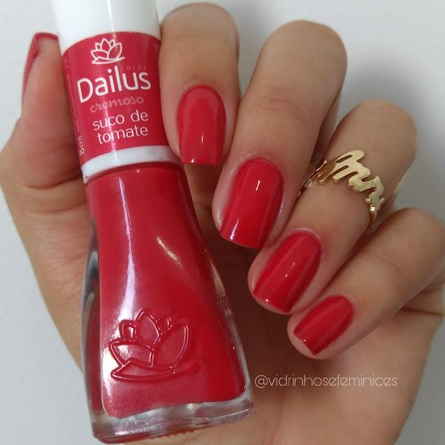 Suco de Tomate Dailus