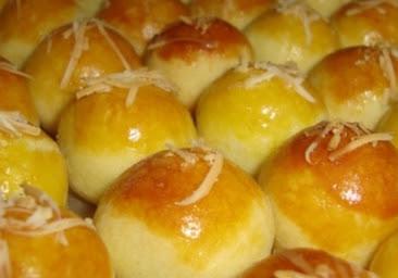 Nastar keju selai nanas