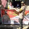 Menjelang Pelaksanaan Maulid Nabi Muhammad SAW, Kapolres Takalar Gelar Bakti Sosial