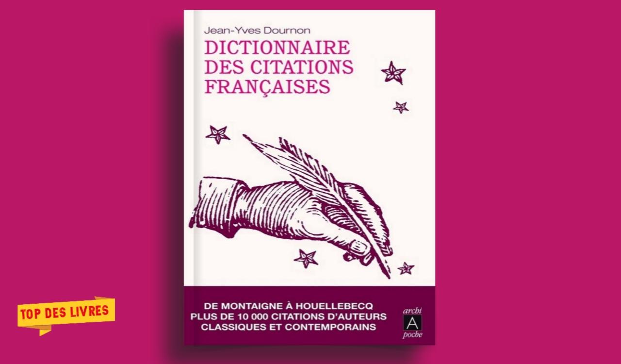 Télécharger : Dictionnaire des citations Française en pdf