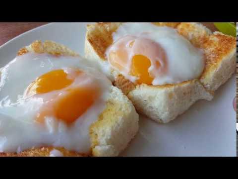 Ibu Mengandung Mengidam Telur Goyang
