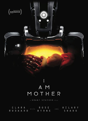 I Am Mother - poster pelicula netflix