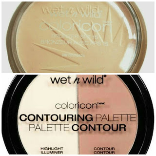 Wet N Wild Coloricon Contouring Pallet, Dulce De Leche, Wet N Wild Coloricon, Reserve Your Cabana