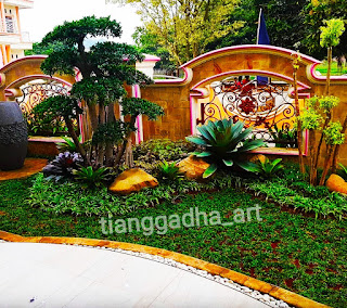tukang taman surabaya dan jasa tukang taman tianggadha art