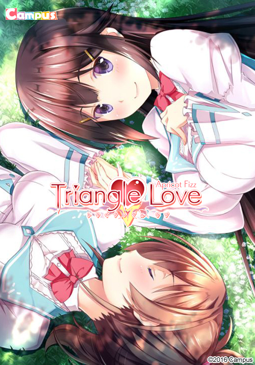 [H-GAME] Triangle Love -Apricot Fizz- JP