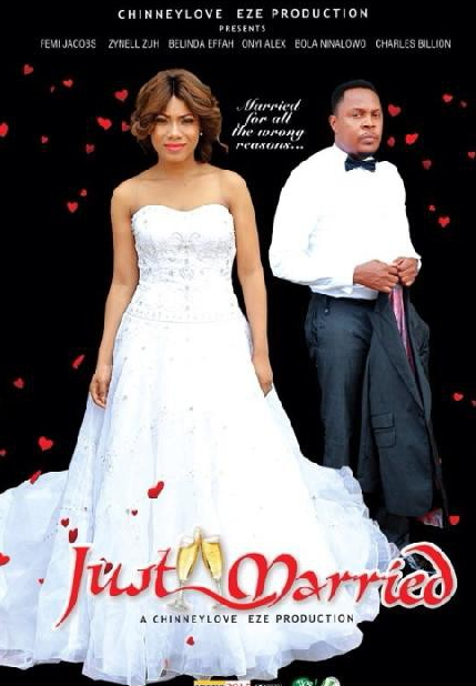 just married nollywood movie