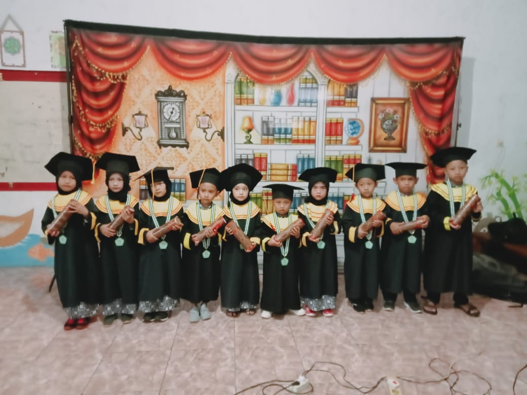 Wisudawan-Wisudawati-RA-Baitussalam-Th-Ajaran-2020-2021