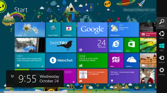 Windows 8 Full Version Free Download
