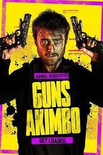 Guns Akimbo 2019 English 720p WEBRip