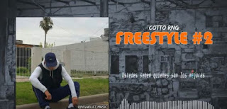 LETRA Freestyle #2 Cotto RNG