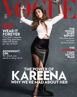 Kareena Kapoor Vogue India July 2016