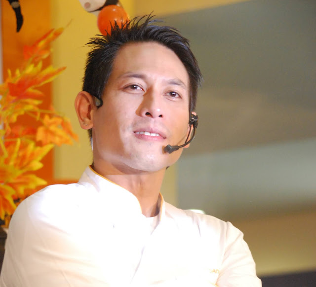 Biodata dan Profil Chef Juna