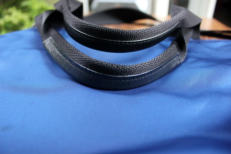 4703ad8a04a451 Prada Nylon Vela BR4051 Bluette + Nero. Price : IDR 4.900.000